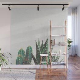 Cactus & Succulents Wall Mural