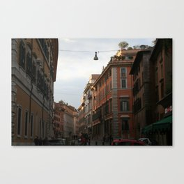 roma no. 1 Canvas Print