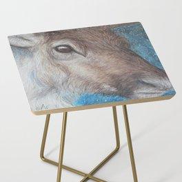 Reindeer (Rangifer tarandus) Side Table
