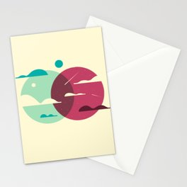 Pencil Scapes 13 Solo Stationery Cards