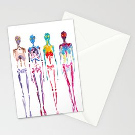 Voodoo Stationery Cards