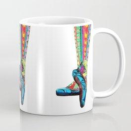Happy Ballet II Coffee Mug