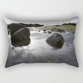 Sunset over English Bay Vancouver 1 Rectangular Pillow