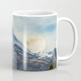 Wander trip sets the Moon Coffee Mug