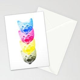 CMYKat Stationery Cards