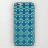 indigo iPhone & iPod Skins featuring Indigo  by Laura Ruth