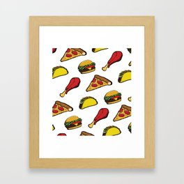 Yummm Framed Art Print
