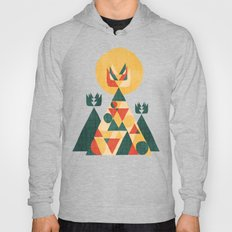 Sunset Tipi Hoody