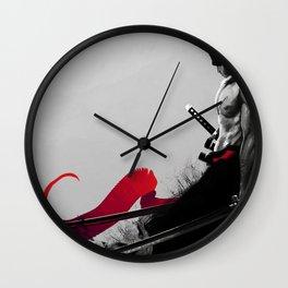 one piece roronoa zoro Wall Clock