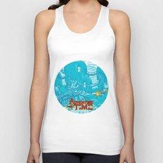 Adventure Time! Unisex Tank Top