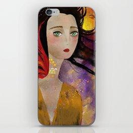 Ennui Hamper iPhone Skin