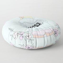 The Boss Babe Floor Pillow