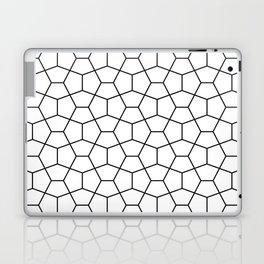 Moroccan Diamonds B&W Laptop & iPad Skin