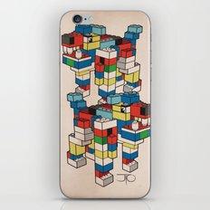 Block Hound iPhone & iPod Skin
