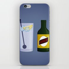 Gin & Tonic iPhone & iPod Skin
