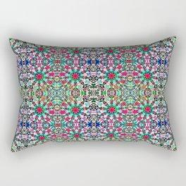 Starry Garden Rectangular Pillow