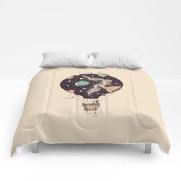 Interstellar Journey Comforters