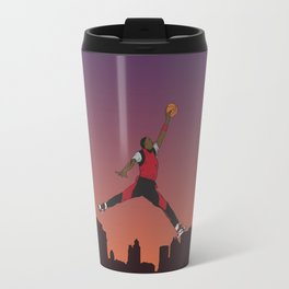 Air Jordan Jumpman Dunk Sunset Travel Mug