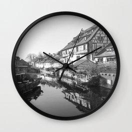 Fantasy of Alsace Wall Clock