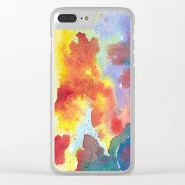 Guajara Clear iPhone Case