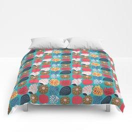 beach findings Comforters
