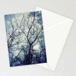 sky Fall Stationery Cards