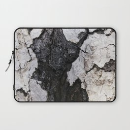 bark abstact no1 Laptop Sleeve