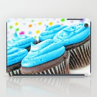 cupcakes iPad Cases featuring Cupcakes by ThePhotoGuyDarren
