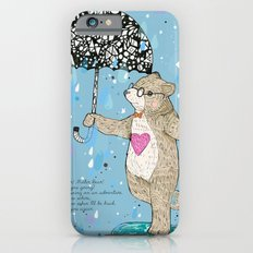 Mister Bear iPhone 6s Slim Case