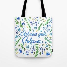 Soulmate Goals: Cheleanor Tote Bag