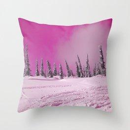 Winter day 26 Throw Pillow
