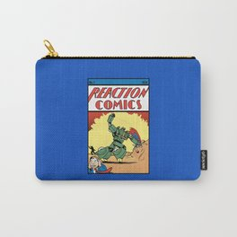 Reaction Comics Carry-All Pouch