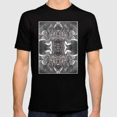 Paradigm Shift LARGE Black Mens Fitted Tee