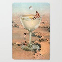 Dry Martini Cutting Board