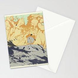 Salvador Dali - lithograph Salvador Dali (1904-1989) - Costa Brava Lithograph (1971) - Surrealism - Stationery Cards
