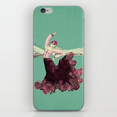 Flamenco iPhone & iPod Skin