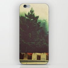 sur town iPhone & iPod Skin