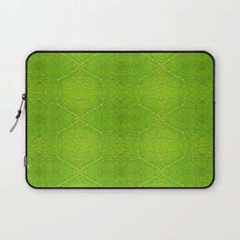 Leaf Macro Laptop Sleeve