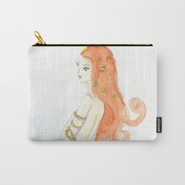 Mermaid Dreaming Carry-All Pouch