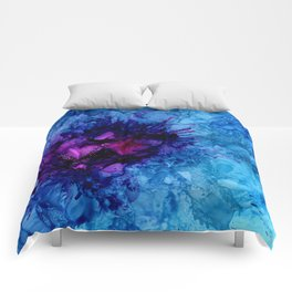 Amethyst Freeze Comforters