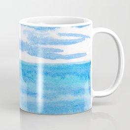Sweet Blue Sea Coffee Mug
