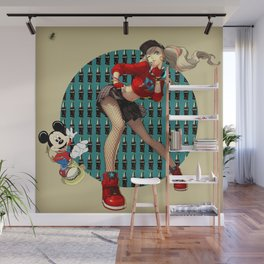 Street Style Wall Mural