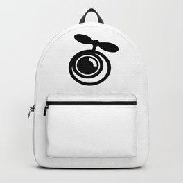 Flying Eyeball Camera Backpack