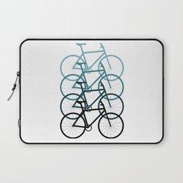 Bike Love Cycling BMX Mountain Bike Tour Laptop Sleeve