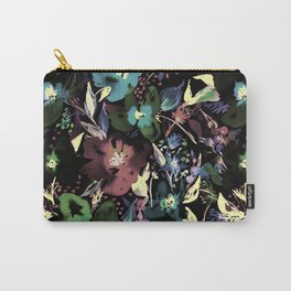 Bedroom Blooms Night Carry-All Pouch