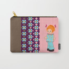 little miss mink Carry-All Pouch