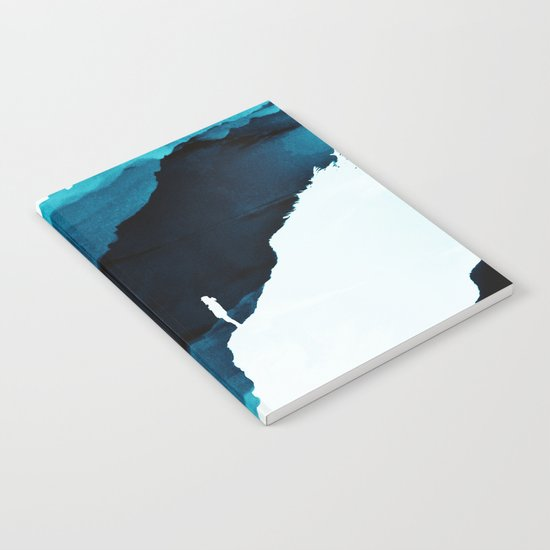 Teal Isolation Notebook