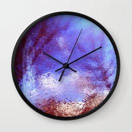 Urban Abstract 112 Wall Clock