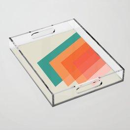 Horizons 04 Acrylic Tray