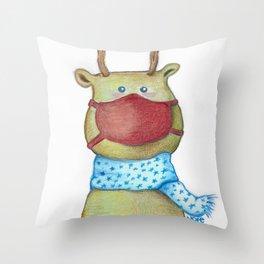 Christmas 2020 Throw Pillow